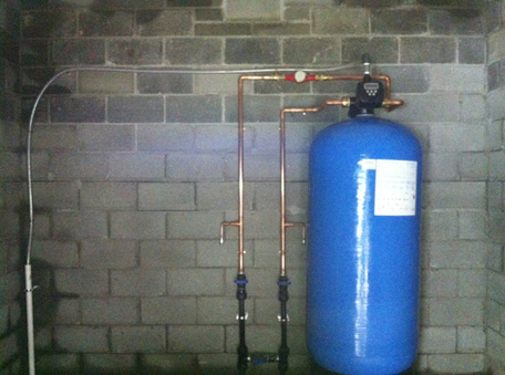 Installation of Arsenic Specific Water Filter